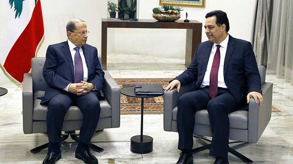 تشکیل کابینه جدید لبنان؛ نخست وزیر به معترضان ادای احترام کرد