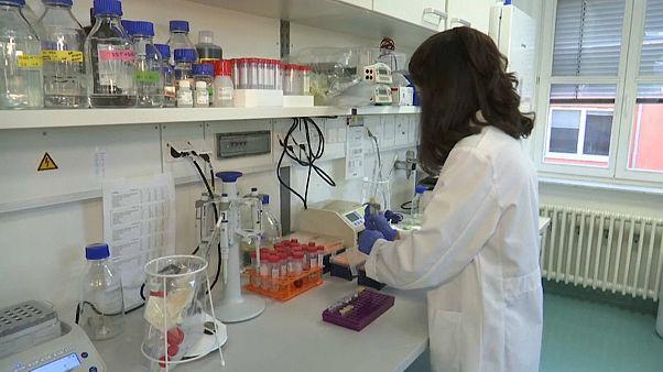 Charité entwickelt Test für Corona-Virus