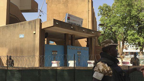 Burkina Faso güvenlik güçleri (Arşiv)