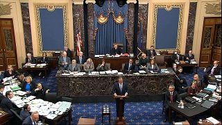 Los republicanos imponen sus reglas en el juicio político contra Donald Trump