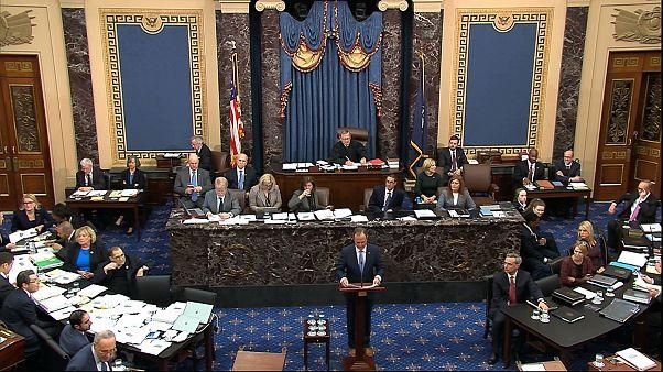 Hatalomban tartanák a republikánus szenátorok Trumpot