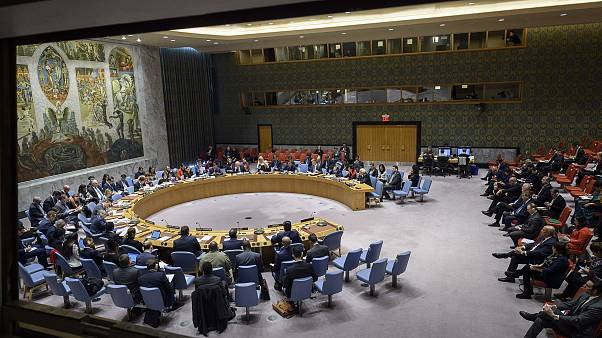 Security Council meeting on the situation in the Middle East