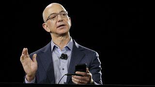 ABD'li iş insanı Jeff Bezos