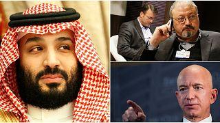 السعودية تنفي إختراق بن سلمان لهاتف بيزوس قبل 5 أشهر من اغتيال خاشقجي