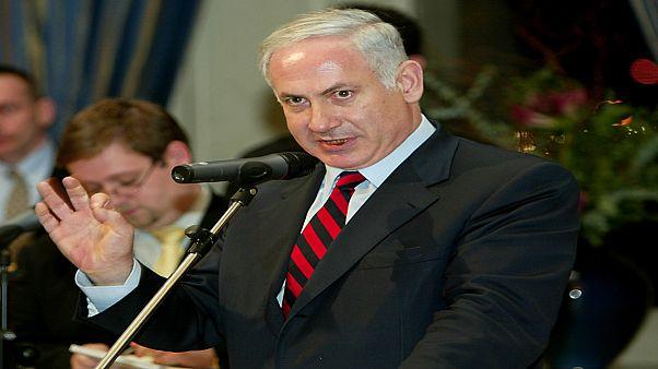 İsrail Başbakanı Bİnyamin Netahyahu