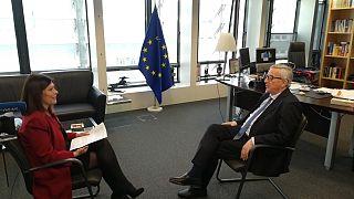 Ζαν-Κλοντ Γιούνκερ στο Euronews: «Δεν κάναμε αρκετά για την προσφυγική κρίση»