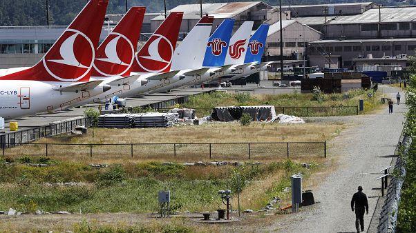 Boeing: 737 MAX uçakları gökyüzüne 2020 ortalarından önce dönmeyecek