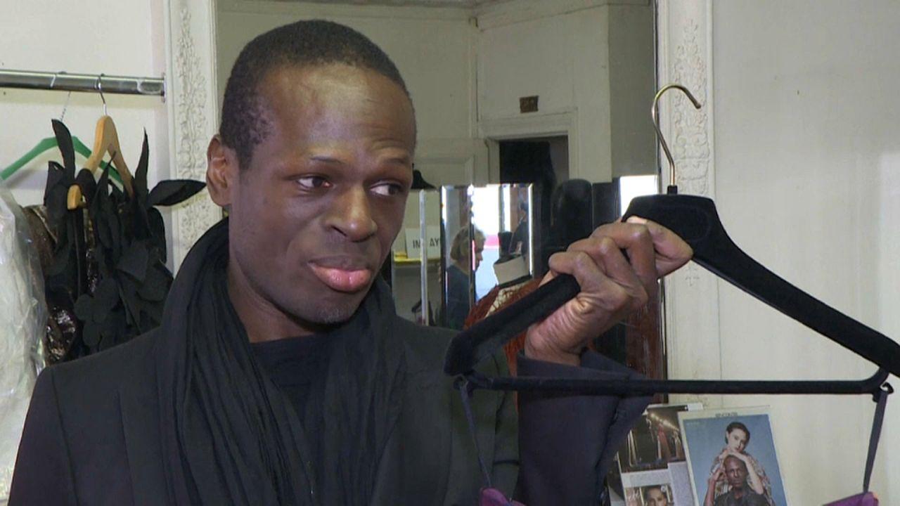 Vater Box-Champion, Mutter Miss Kamerun: Imane Ayissi (51) ist schwer im Kommen
