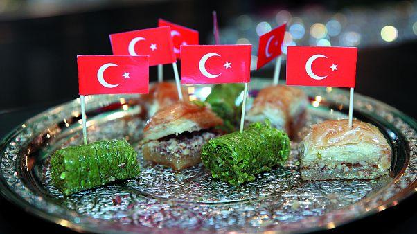 Davos'ta kurulan Türk Evi