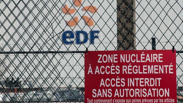 La Francia spegne 14 reattori nucleari