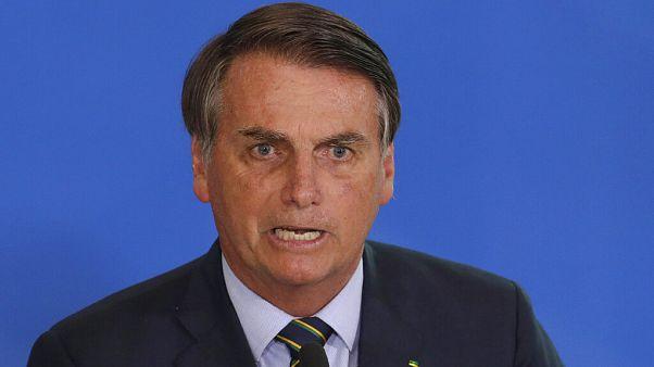 Bolsonaro si scopre ecologista