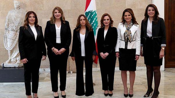 حكومة تضم 6 سيدات في لبنان وأول وزيرة دفاع عربية
