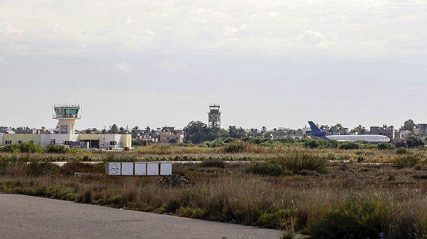Trablus Mitiga Havalimanı