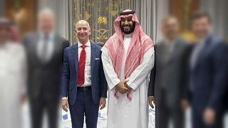 Dono do Washington Post e Príncipe herdeiro saudita terão trocado contactos em abril de 2018