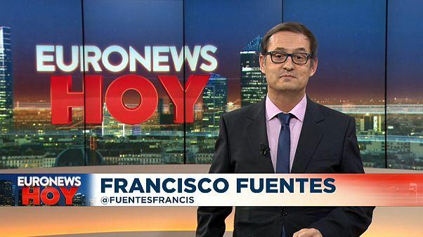 Euronews Hoy | Las noticias del miércoles 22 de enero de 2020