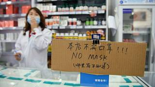 China steps in to regulate face mask prices amid coronavirus outbreak