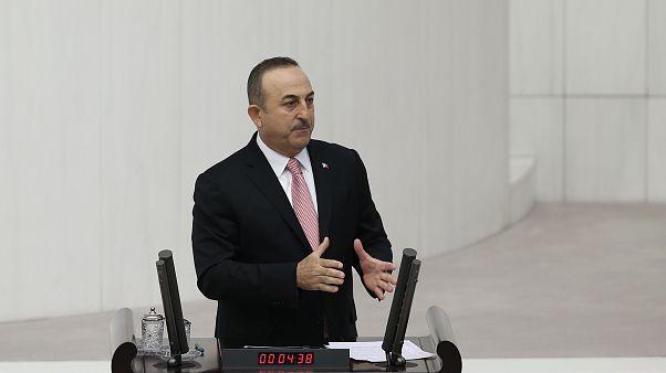 Dışişleri Bakanı Mevlüt Çavuşoğlu (Arşiv)