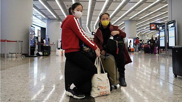 نصب دوربین حرارتی در فرودگاه بلگراد برای مقابله با شیوع ویروس کرونا
