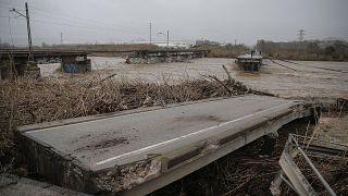 Ισπανία: Νεκροί και καταστροφές από την καταιγίδα Γκλόρια