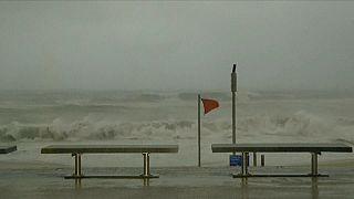 La tempesta Gloria spazza la Spagna