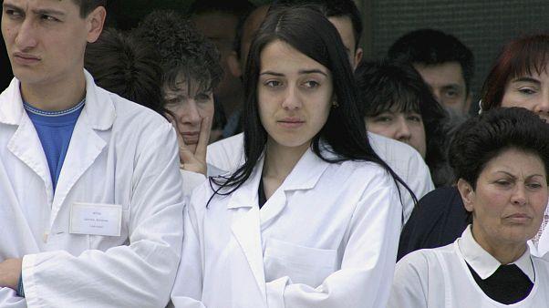 قحطی پرسنل در بیمارستانهای بلغارستان در پی مهاجرت پزشکان و پرستاران