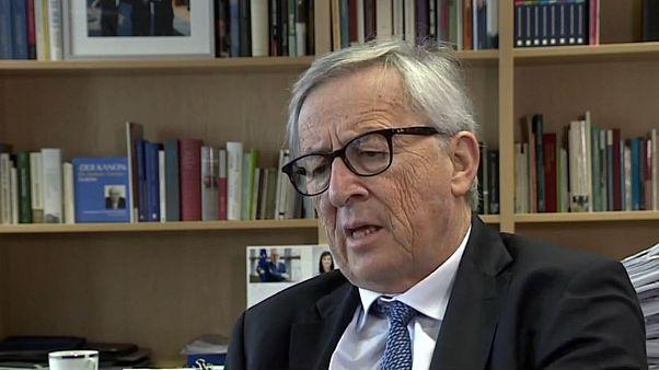 Γιούνκερ: «Η Τρόικα δεν λάμβανε υπόψη την αξιοπρέπεια των Ελλήνων»