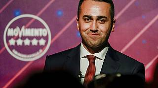 Italy foreign minister Luigi Di Maio steps down as leader of populist party Five-Star Movement