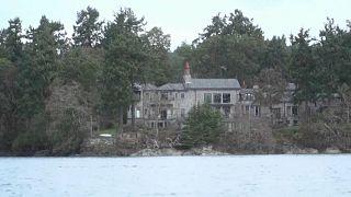 Новый дом Гарри и Меган в Канаде