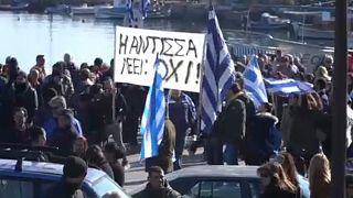 Migrationskrise: Generalstreik auf den griechischen Inseln