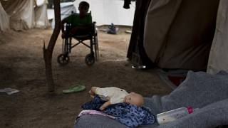 Χίος: Οι άθλιες συνθήκες διαβίωσης προσφύγων-μεταναστών στη ΒΙΑΛ
