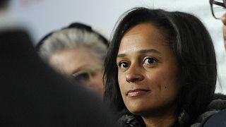 Isabel Santos pode ser alvo de mandado de captura se não se entregar em Luanda