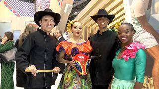 Latinoamérica deslumbra en Fitur