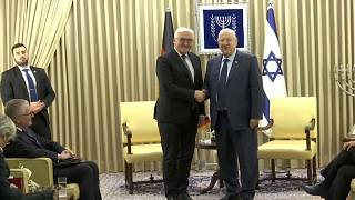 Holocaust-Gedenken: Steinmeier spricht in Yad Vashem