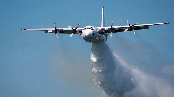 سقوط هواپیمای اطفای حریق در استرالیا سه کشته برجای گذاشت