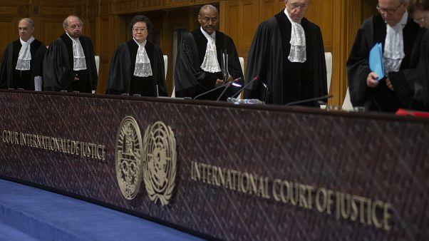 """محكمة العدل الدولية تأمر ميانمار باتخاذ """"كافة التدابير"""" لمنع """"إبادة"""" بحق مسلمي الروهينغا"""