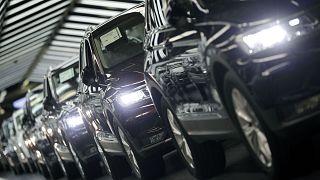 Kanada'dan Volkswagen'e 150 milyon dolar emisyon cezası