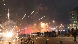 Новые протесты в Ливане