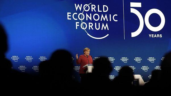 Os presentes e os ausentes no Fórum Económico de Davos
