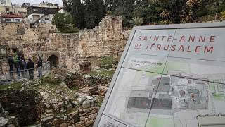 Saint Anne Kilisesi, Doğu Kudüs