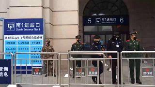 Corona-Virus: China riegelt fünf Städte in der Hubei-Provinz ab