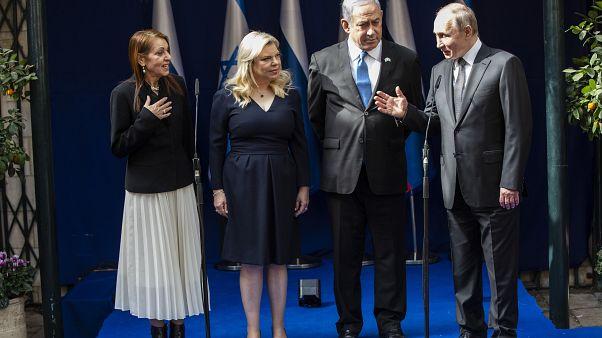 """Путин о судьбе Наамы Иссахар: """"Всё будет хорошо"""""""