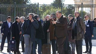 Regisztrációs helyett kitoloncolási központokat hozna létre Athén