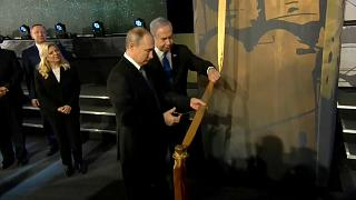 Путин: насыщенный рабочий визит в Израиль