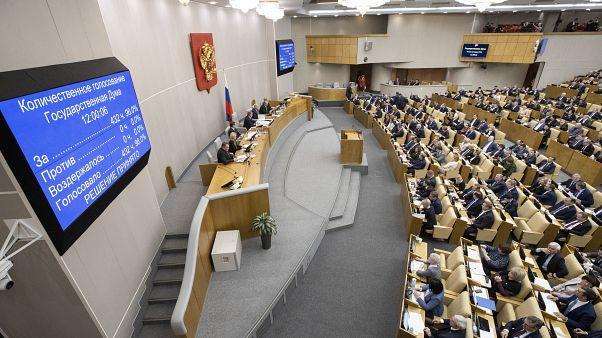 """Ходорковский: """"Это конституционный переворот"""""""
