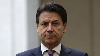 رئيس الحكومة الإيطالي جوزيبي كونتي