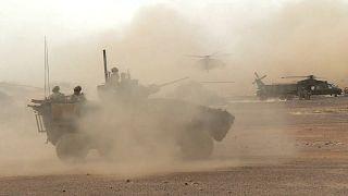 """Une quarantaine de djihadistes mis """"hors de combat"""" au Mali"""