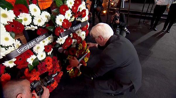 Il gotha della politica europea alle cerimonie in ricordo di Auschwitz