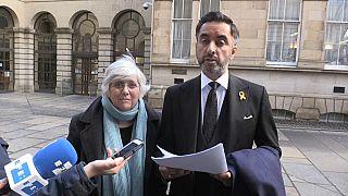 Clara Ponsatí, eurodiputada por obra y gracia del Brexit