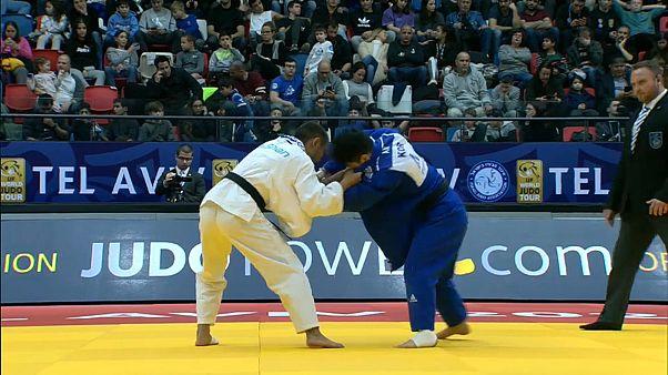 Judo Grand Prix Tel Aviv - Erfolgreicher Auftakt für Südkorea
