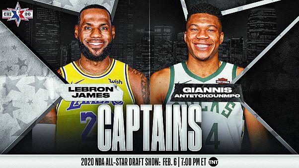 NBA: Αρχηγός ξανά στο All Star Game ο Γιάννης